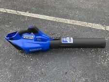 Kobalt 40V Cordless Electric Leaf Blower Tool Only