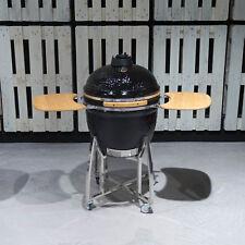 Smokers BBQ Barbecue Kamado céramique Grill Charbon de bois barbecue Räucherofen barbecue 47 cm