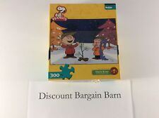 Peanuts Charlie Brown Tree 300 Pieces Jigsaw Puzzle