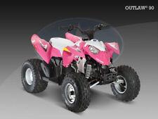 ATV, Side-by-Side & UTV Fenders for Polaris Outlaw 90 for