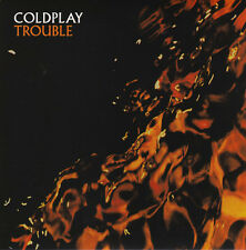 "COLDPLAY - Trouble 7"" 45"