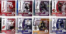 NHL Hockey Series 9 Action 8 Figure Set New '04 McFarlane Sports Brodeur Federov