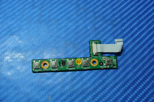 "MSI MS-163K 15.4"" Genuine Laptop Power Button Board w/ Cable MS-163KA"