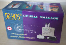 New DR HO'S Dual Double Muscle Massage Therapy System Pain Relieve Free Shipping