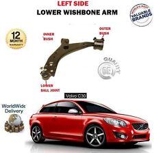 für Volvo C30 2006-2012 NEU 1 x Vorne Links Seite unteren Querlenker Arm