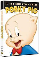 IL TUO SIMPATICO AMICO PORKY PIG - WARNER HOME VIDEO -DVD nuovo sigillato [dv67]