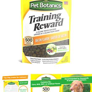 Pet Botanics Training Reward Regular Bacon 20 oz (1 Pack)