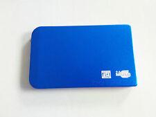 "blue New 160 GB external Portable 2.5"" USB 2.0 hard Drive HDD POCKET SIZE"