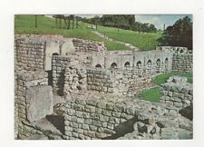 Chesters Roman Fort Bath House Northumberland 1963 Postcard 483a