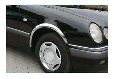 Mercedes w210 e-Klasse guardabarros radlauf las molduras de ancho frase 4 trozo-cromo