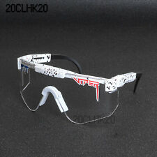 Clear /& RED Carpentier Collection Transparent Clear Glasses Fashion