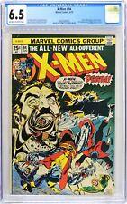 S568. X-MEN #94 Marvel CGC 6.5 FN+ (1975) 2nd App. of STORM & NIGHTCRAWLER