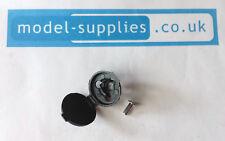 Corgi 275 Rover 2000TC Reproduction Black Plastic Spare Wheel Holder & Rivet