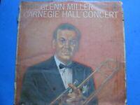 The Glenn Miller Carnegie Hall Concert RCA LPM 1506 C lp vinyl record album