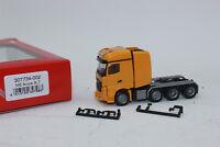 Herpa 307734 MB Arocs Bigspace Motor de Camiones Pesados 1:87 H0 Nuevo en Emb.