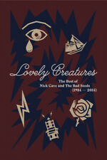 Nick Cave & The Bad Seeds - Lovely Creatures - Ltd. 3CD + DVD Boxset Edition OVP