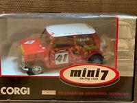 CORGI MINI 7 SEVEN RACING CLUB CHRISTOPHER HUCK 1:36  Limited Edition Classic