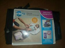 New Safe Fit Deluxe Diaper Changer Extra Large Changing Pad
