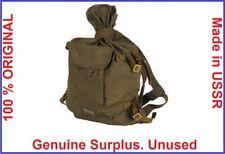 Russian Army Backpack Military Duffel Bag Genuine Surplus Rucksack Canvas Origin