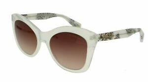 CHRISTIAN LACROIX CL5048 807 51 19 BUTTERFLY WHITE SUNGLASSES SHADES GLASSES
