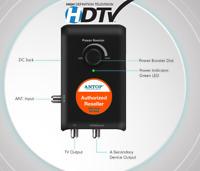 💡 Smart Boost ⬆️ System Antenna 📡 Amplifier 📶 Antop OTA TV 📺 HD SBS-602B