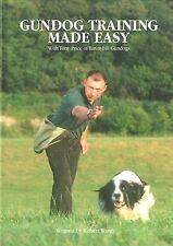 PRICE TONY DOGS BOOK GUNDOG TRAINING MADE EASY TAWNY HILL hardback SIGNED new