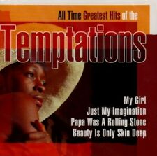Temptations All time greatest hits of (17 tracks, 1983/2001, fnm) [CD]