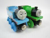 Vintage THOMAS & PERCY Wooden Thomas Train Tank Engine & Friends Free Shipping