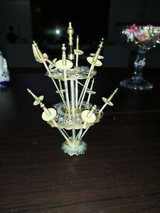 Spade Toledo miniature spagnole