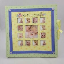 My First Year Photobook Photo Album picture frame Spice Box baby book