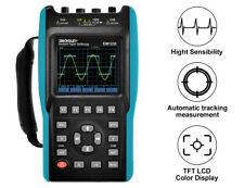 Handheld Digital Storage Oscilloscope Scope Meter 2 Channels 25MHz 100MSa/s
