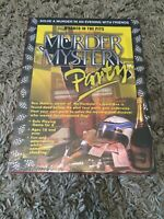 Murder mystery party game. Murder In The Pits Brand new.