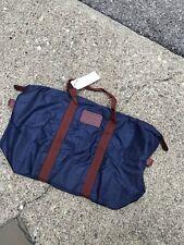 Vintage Vtg 80s Pierre Cardin Paris New York Small Duffle Overnite Bag