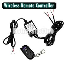 US STOCK Dual Output Wireless Remote Control For Car LED Light Strobe Lighting