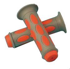 GRIPS 018 Cp. manopole Domino scooter arancio/grigio C4 Universali
