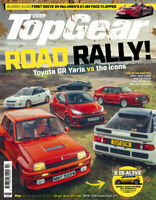 TOP GEAR Magazine February 2021 - Impreza WRX RS200 Rally! Audi Sport GR Yaris