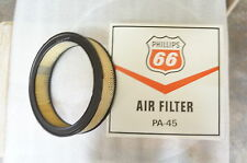 PHILLIPS 66 PA-45 AIR FILTER NOS NEW