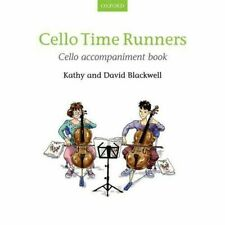 Cello Time Runners Cello Accompaniment Book, Blackwell, Kathy