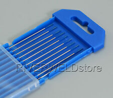 2.0% Lanthanated WL20 Sky Blue TIG Welding Tungsten Electrode 0.040