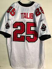 Reebok Authentic NFL Jersey Buccaneers Talib White sz 58