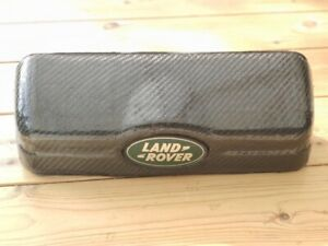 Land Rover Discovery 2 tailgate handle cover - Carbon and Fiberglass