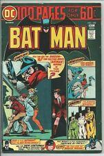 DC Comics Batman #258 Dec. '74 FN 100 Page Giant. The Shadow appearance.