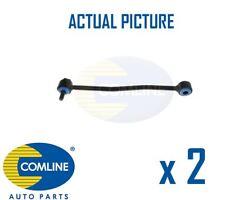 2 x NEW COMLINE REAR DROP LINK ANTI ROLL BAR PAIR OE QUALITY CSL7048
