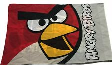 "Angry Birds Pillow Case Standard Size 30.5""x 19.5"""