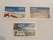 Chile   Antartic Antartica treat  MNH (2-27-15-182)