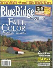 Blue Ridge Country Magazine Andy Griffith Show  Mayberry Don Knotts, Barney Fife