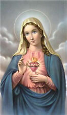 Prayer of Consecration to Mary Holy Card and Devotional Prayer