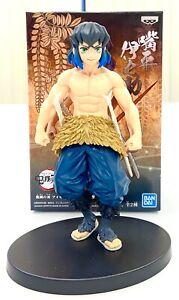 Demon Slayer Kimetsu no Yaiba V8 Figure Toy Inosuke Hashibira No Mask BP16291