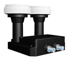 LNB Twin Monoblock Inverto Black Mono 6° Grad Astra 19,2 & Hotbird 13 - FULLHD