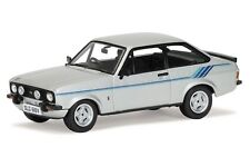 VANGUARDS FORD ESCORT MK2 1.6 HARRIER STRATO SILVER VA12611
